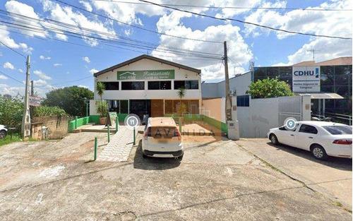 Imagem 1 de 1 de Salão Para Alugar, Por R$ 10.000/mês - Parque Das Universidades - Campinas/sp - Sl0103