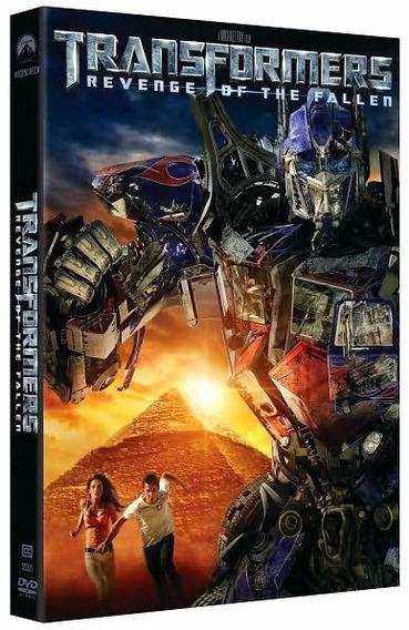 Transformers Revenge Of The Fallen - Pc Dvd - Frete 8 Reais