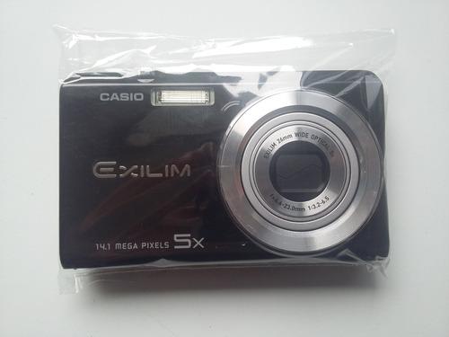 Camera Cassio Ex-zs10 Preto Sem Kit - Sem Bateria