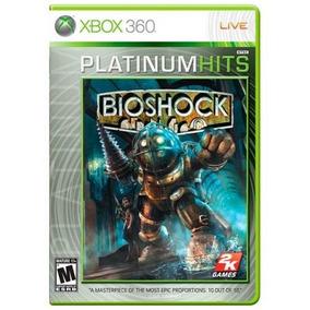 Bioshock - Xbox 360 Mídia Física