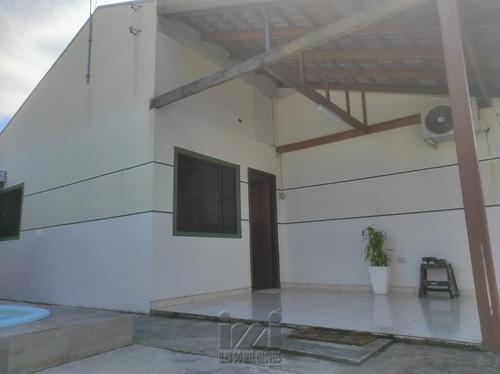 Imagem 1 de 14 de Casa Com Piscina E Área De Lazer - 271sh-1