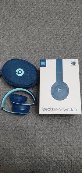 Fone Beats Wireless Solo 3. Pouquíssimo Uso