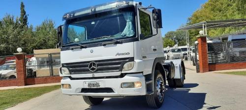 Mercedes Benz 1725 Atego 2009 Impecable  Rentaltrucks