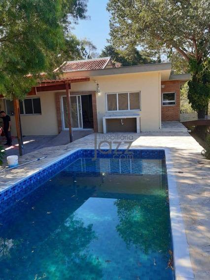 Casa Com 4 Dormitórios À Venda, 293 M² Por R$ 840.000,00 - Colinas Do San Diego - Vinhedo/sp - Ca7172