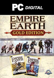 Empire Earth Pc Español / Gold Edition + Expansión / Digital
