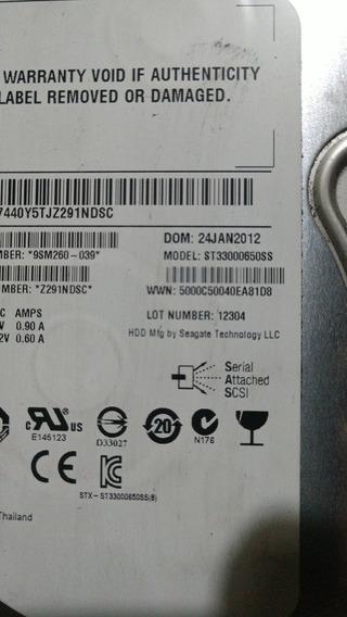 Hd Para Servidor Modelo St33000650ss