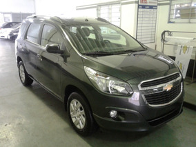 Chevrolet Spin Ltz 1.8l Manual 0km 2017 Mf