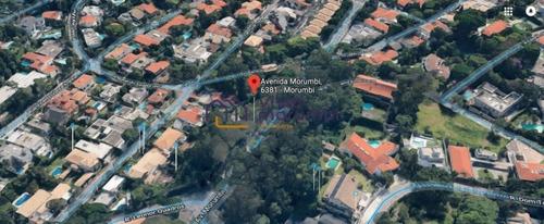 Imagem 1 de 1 de Terreno Para Venda No Bairro Morumbi Em São Paulo Â¿ Cod: Nm3485 - Nm3485