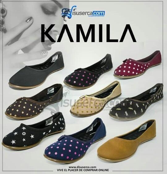 Zapatillas Kamila