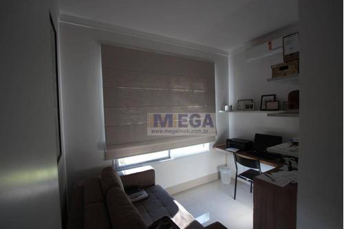 Casa Com 3 Dormitórios À Venda, 250 M² Por R$ 1.200.000,00 - Condomínio Terras Do Cancioneiro - Paulínia/sp - Ca0974