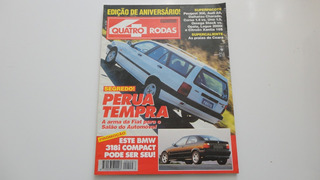 Revista Quatro Rodas # Número 409 Ano 1994 # Ótimo Estado