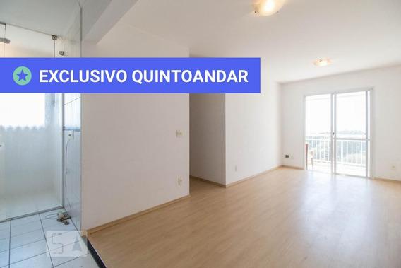 Apartamento No 17º Andar Com 2 Dormitórios E 1 Garagem - Id: 892947168 - 247168