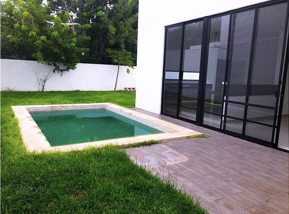 Hermosa Casa 3 Recamaras Con Piscina En Privada Punta Lomas
