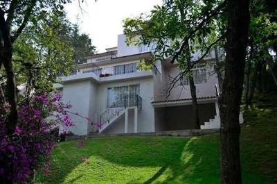 Vv477-3-hacienda De Valle Escondido. Rodeada De Encinos Y Cañadas Naturales.