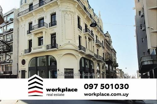 Imagen 1 de 18 de Alquiler - Edificio De Oficinas - Ciudad Vieja