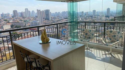 Imagem 1 de 29 de Apartamento À Venda, 103 M² Por R$ 1.000.000,00 - Vila Carrão - São Paulo/sp - Ap6728