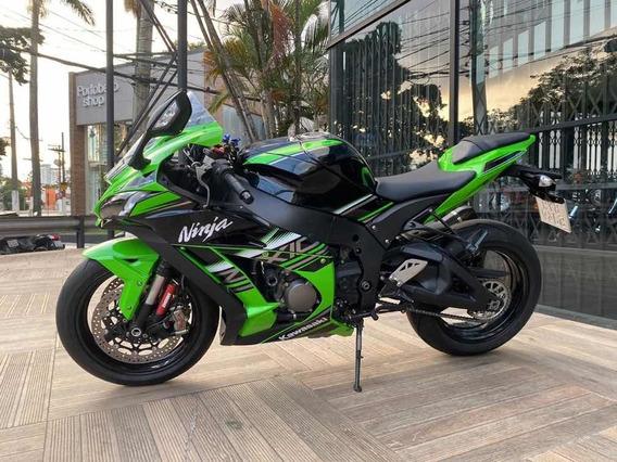 Kawasaki Ninja Zx-10r Verde/preta 2017