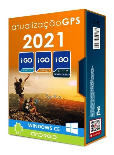 Backup Atualização Gps Multilaser Igo8  Amigo Primo Download