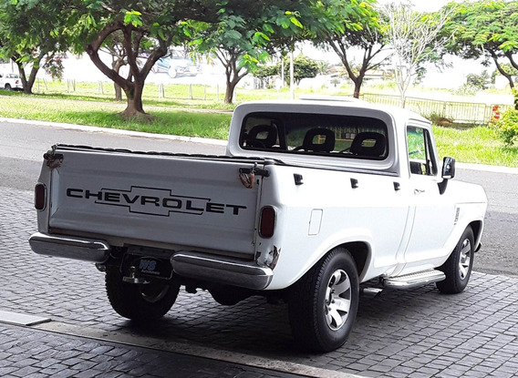 Chevrolet Gm A10 Branco 1984