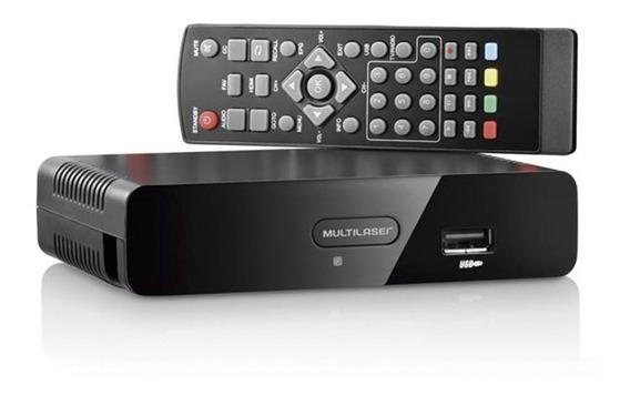 Conversor E Gravador De Tv Digital-multilaser-re207