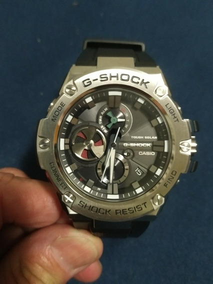 Casio G Shock Gst B 100 Solar Bluetooth