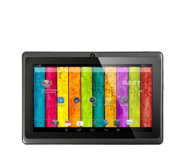7 Polegadas Crianças Tablet Pc Com Câmeras Duplas 8 Gb Quad-