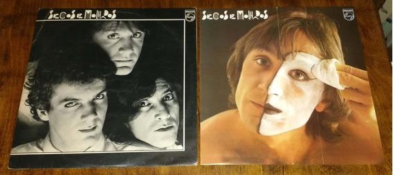 Secos E Molhados 1980 Disco Lp Vinilo Brasil