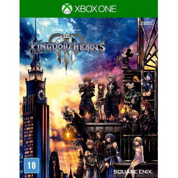 Jogo Kingdom Hearts 3 - Xbox One Midia Fisica Lacrado