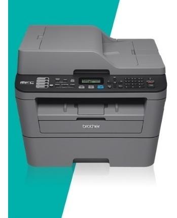 Impresora Laser Brother Mfc-l2705dw