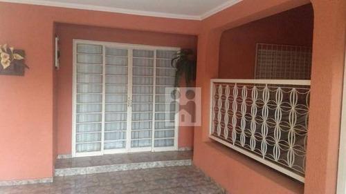 Imagem 1 de 19 de Casa Com 4 Dormitórios À Venda, 160 M² Por R$ 295.000 - Quintino Facci Ii - Ribeirão Preto/sp - Ca0796