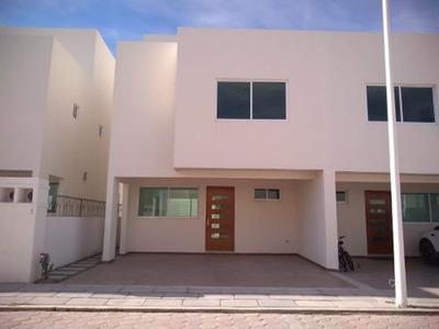 Nueva Casa En Renta En San Andrés Cholula