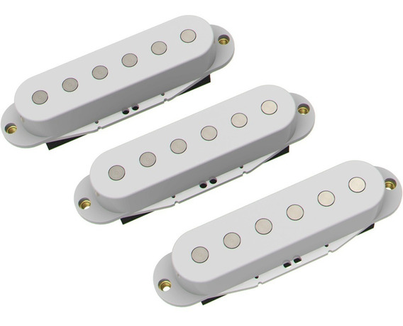 Ds Pickups Ds14 N M B Serie Strat Blues Set 3 Mic - Oddity