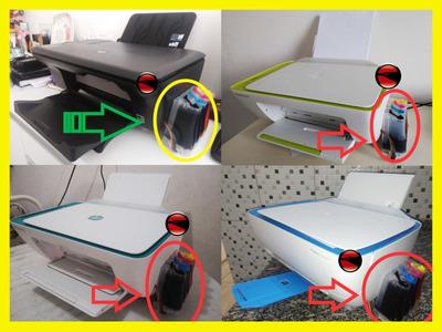 Instalação E Manutenção De Tanque Bulk Ink Para Impressoras