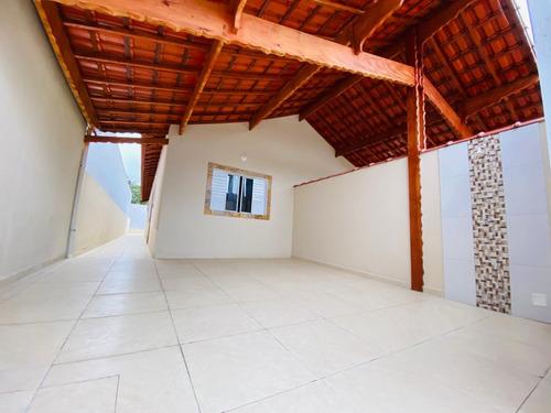 Casa Nova Com Piscina E Churrasqueira Por R$ 339.900 Mil