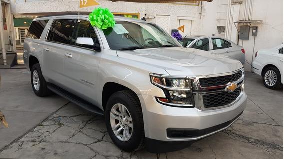 Chevrolet Suburban Lt Lista Para La Aventura Somos Agencia