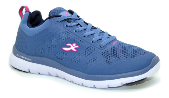Zapatillas Mujer Deportivas Irun Running Gym 4344