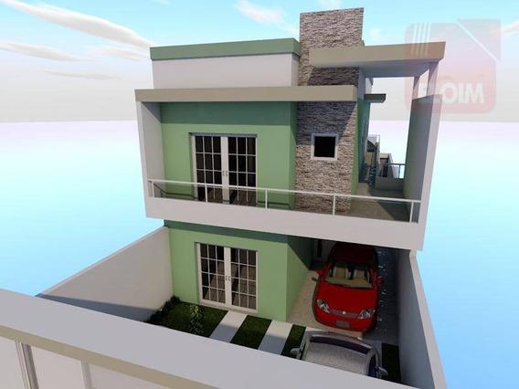 Terreno À Venda, 175 M² Por R$ 242.000,00 - Morro Grande - Caieiras/sp - Te0754