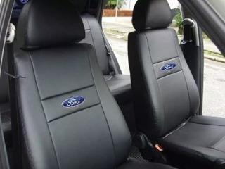 Capas De Bancos Couro Fiesta Hatch Glx 4p 4 Portas 2000