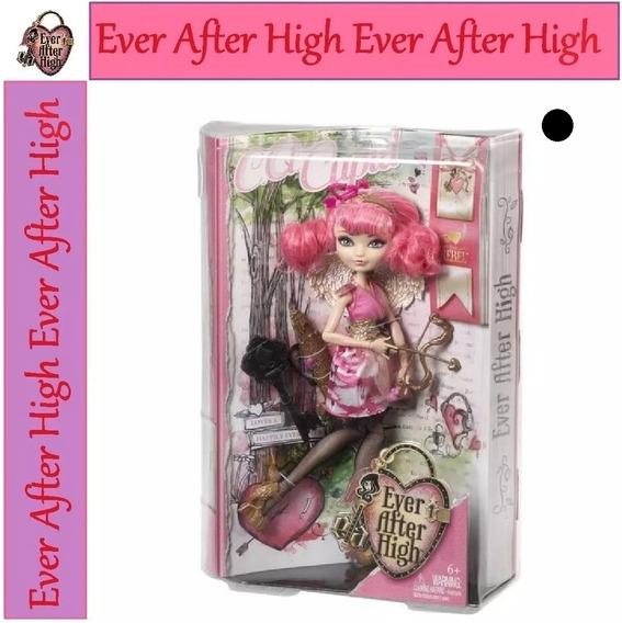 Ever After High Cupido Cupid 1ª Edição Wave 2013 Cod. Preto