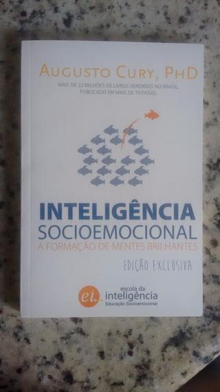 Inteligência Socioemocional Edição Exclusiva Augusto Cury