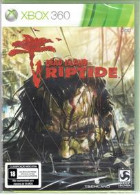 Dead Island Riptide Xbox 360 Mídia Física Lacrado