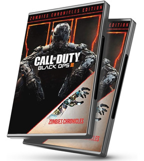 Random Steam Key + Call Of Duty Black Ops 3 Zombie Chronicles - Juego Pc Windows + Regalo