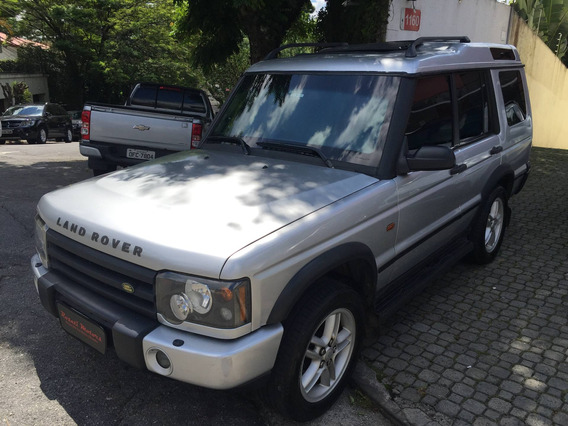 Land Rover Discovery Td5 A Diesel 2004 R$ 44.899,99