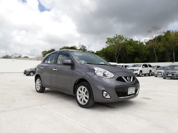 Nissan March Advance Tm 2018 1.6 Lts. Cancun Mva 21300775