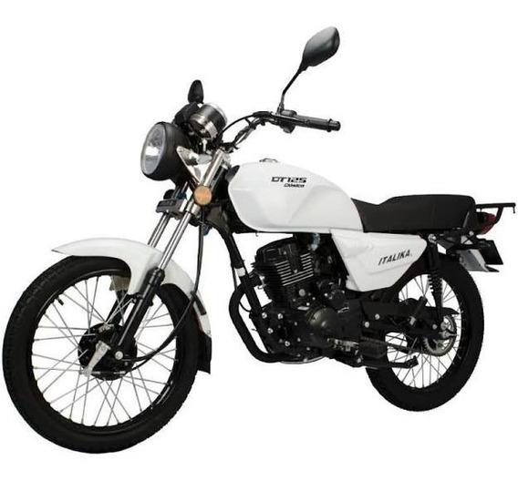 Renta De Moto Dt125 Delivery 2020
