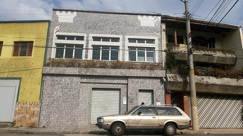Prédio Comercial À Venda, Vila Bertioga, São Paulo. - Pr0047