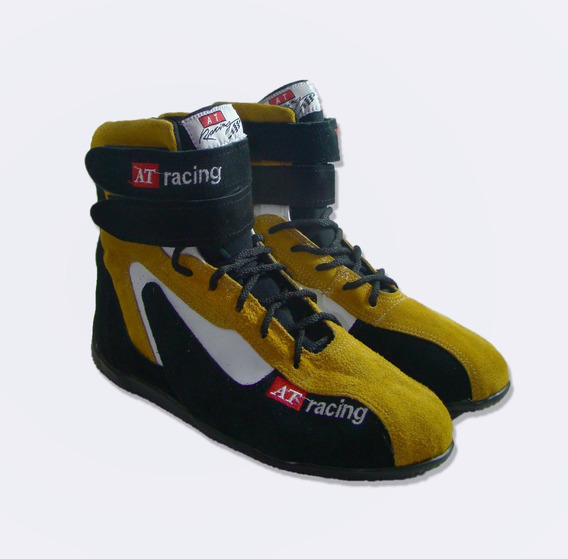 Botas Antiflama At Racing Liquidacion Stock 50% Off