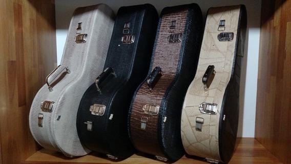 Case Estojo Wc Top Luxo Bege Banjo
