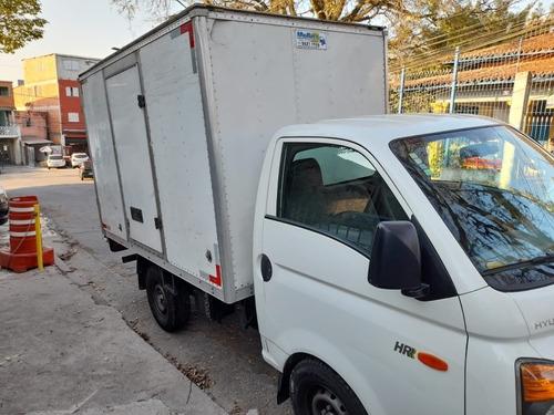 Imagem 1 de 9 de Hyundai Hr Diesel Com Baú