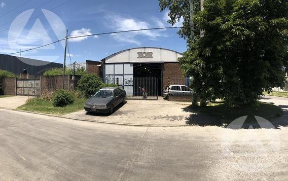 Depósito Oficinas De 800m2 En Parque Industrial Burzaco